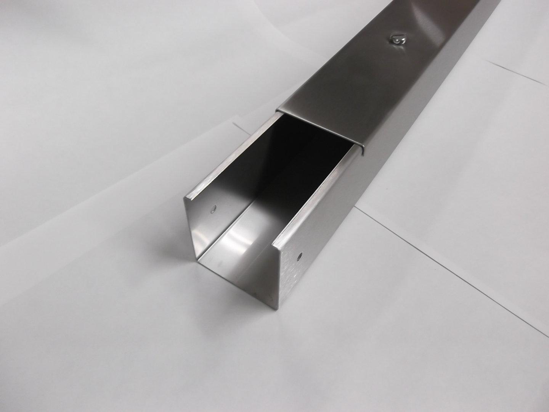 Fein Kabelkanal Aus Metall Ideen - Der Schaltplan - triangre.info