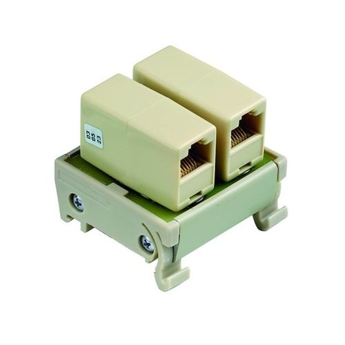 Weidmüller Interface RS RJ45 2WAY; Schnittstelle, RS RJ45, 2 x RJ45- Steckverbinder ,RS RJ45 2WAY
